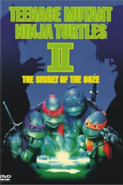 New Line Cinema - Ninja Turtles II