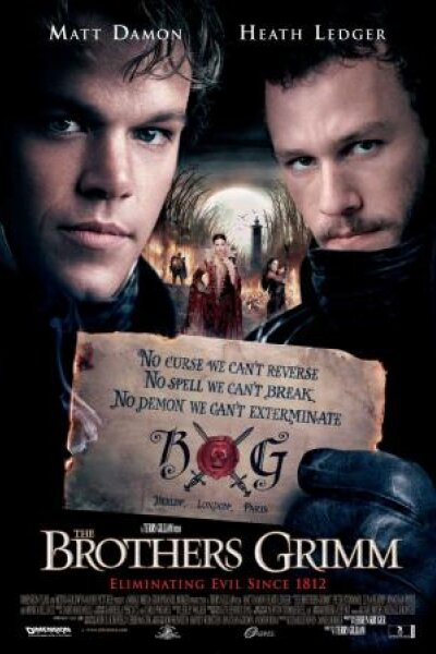 Mosaic Media Group - The Brothers Grimm