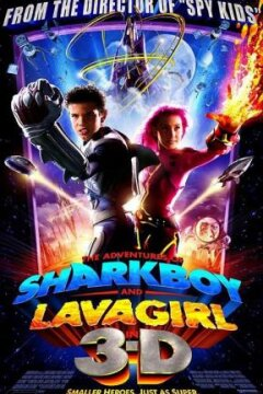 Sharkboy og Lavagirl i 3-D