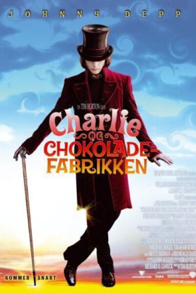 Warner Bros. - Charlie og chokoladefabrikken