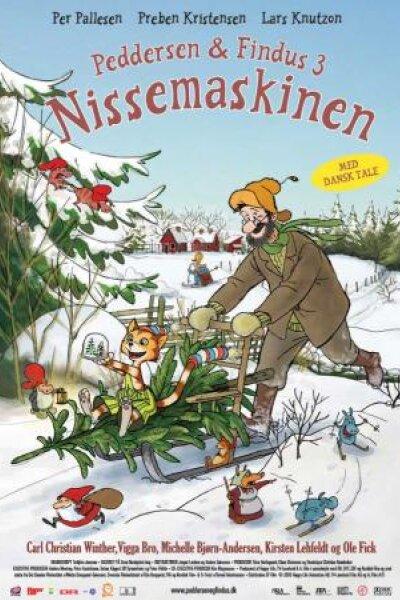 Happy LIfe - Peddersen & Findus 3 - Nissemaskinen