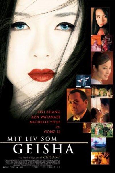 Red Wagon Productions - Mit Liv som Geisha