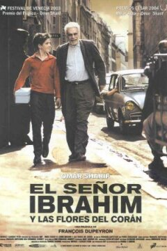 Monsieur Ibrahim og Koranens blomster