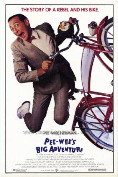 Warner Bros. - Pee-wee's Big Adventure