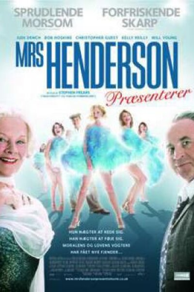 BBS Productions - Mrs. Henderson Presents