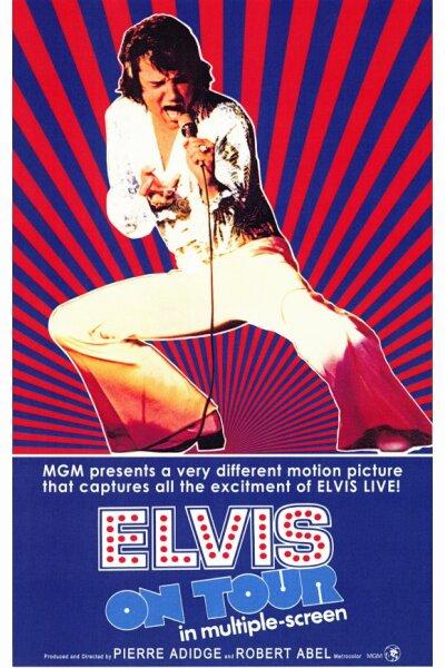 Cinema Associates - Elvis på turne