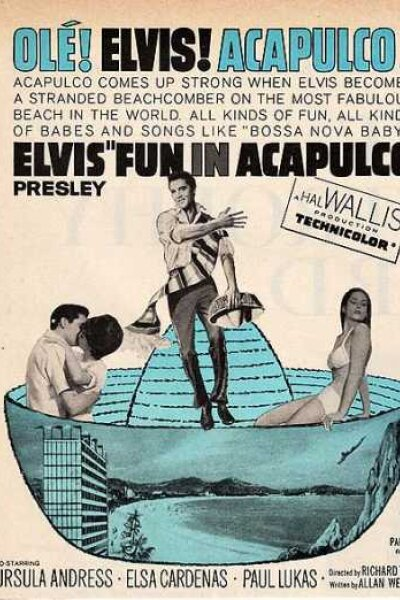 Hal Wallis Productions - Sjov i Acapulco