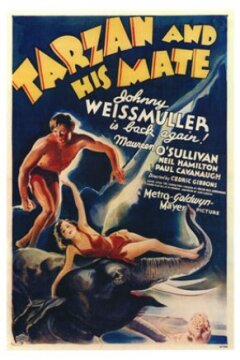 Tarzan og den hvide pige