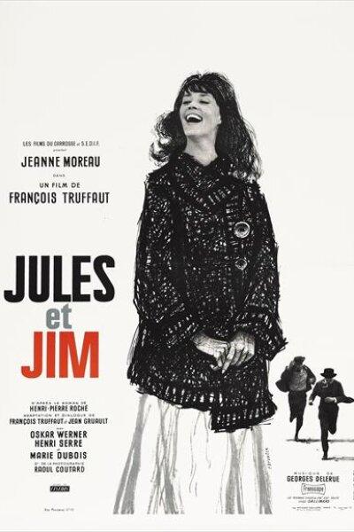 Les Films du Carrosse - Jules og Jim
