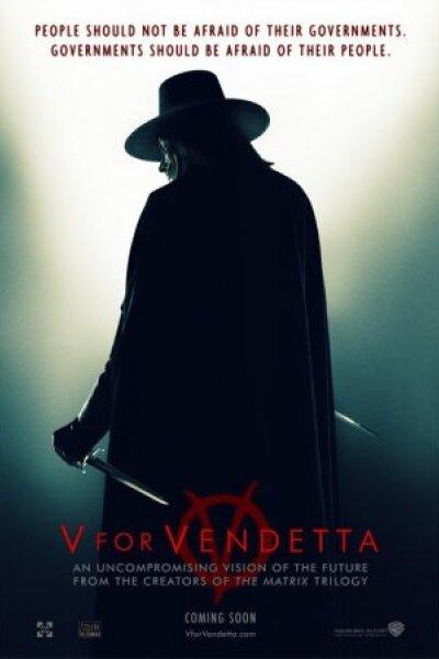 Warner Bros. - V for Vendetta