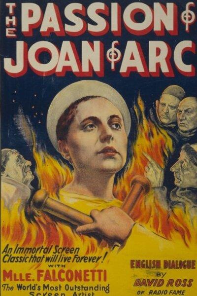 Jeanne d'Arcs lidelse og død