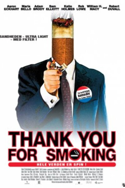 ContentFilm - Thank You for Smoking