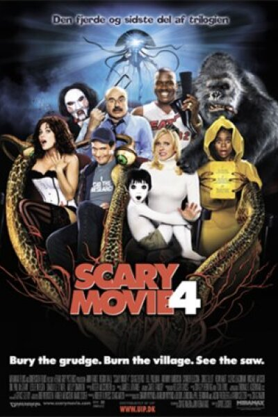 Brad Grey Pictures - Scary Movie 4