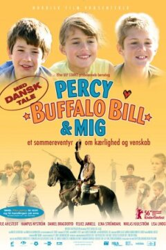 Percy, Buffalo Bill og jeg