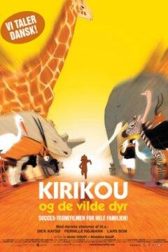 Kirikou og de vilde dyr