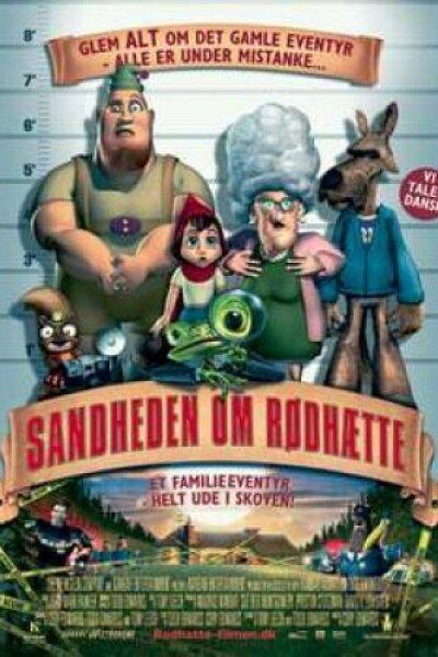 Blue Yonder Films - Sandheden om Rødhætte