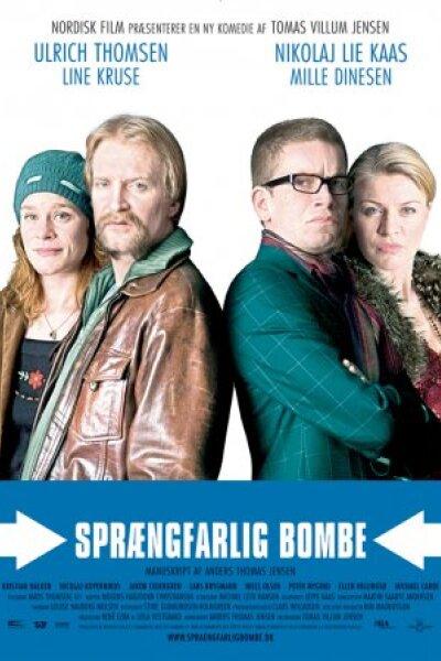 Nordisk Film - Sprængfarlig bombe