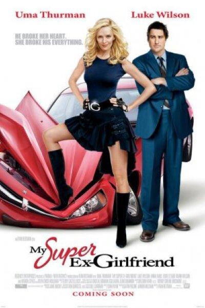 Regency Enterprises - My Super Ex-Girlfriend