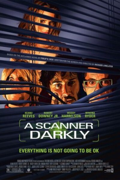 Thousand Words - A Scanner Darkly