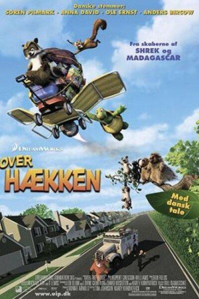 DreamWorks - Over hækken