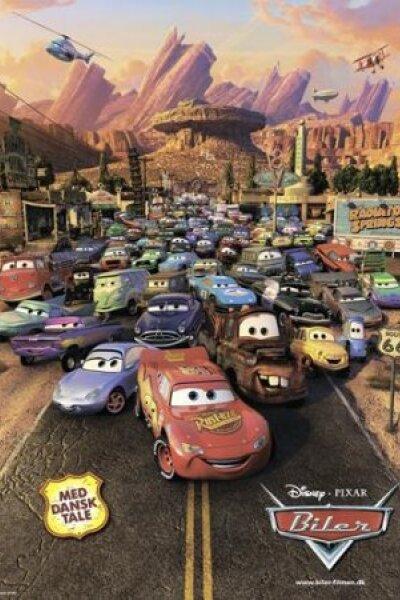 Walt Disney Pictures - Biler