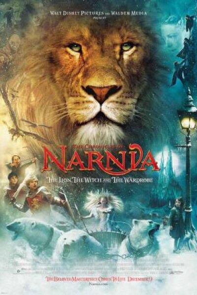 Walt Disney Pictures - Narnia - Løven, heksen og garderobeskabet