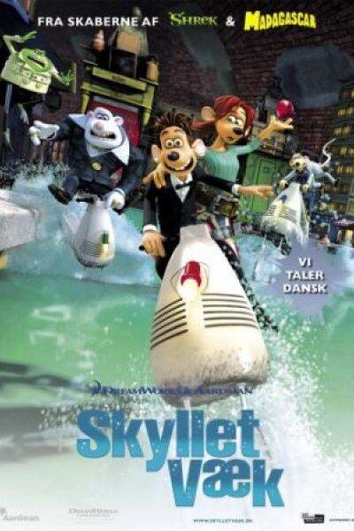DreamWorks - Skyllet Væk