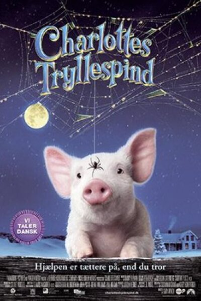 Nickelodeon Movies - Charlottes tryllespind