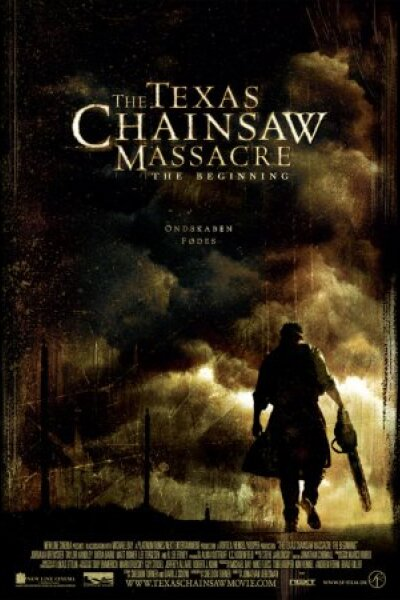 New Line Cinema - The Texas Chainsaw Massacre: The Beginning