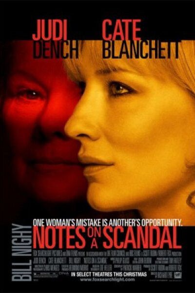 BBC Films - Notes on a Scandal
