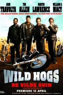 Wild Hogs - De Vilde Svin