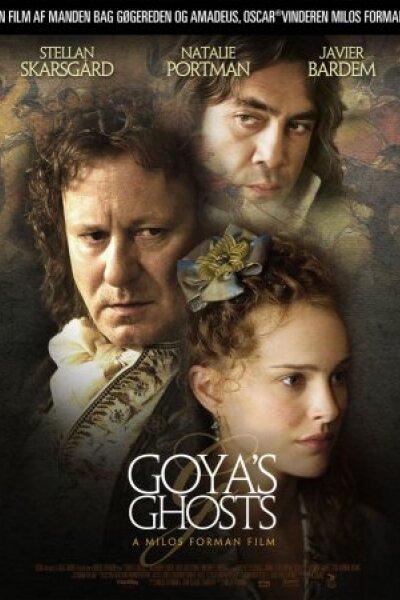 Xuxa Producciones S.L. - Goya's Ghosts