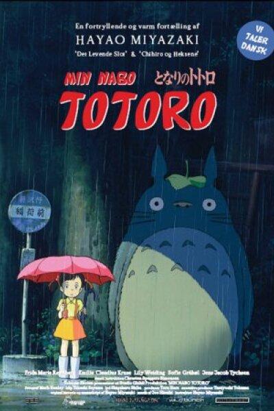 Studio Ghibli - Min nabo Totoro