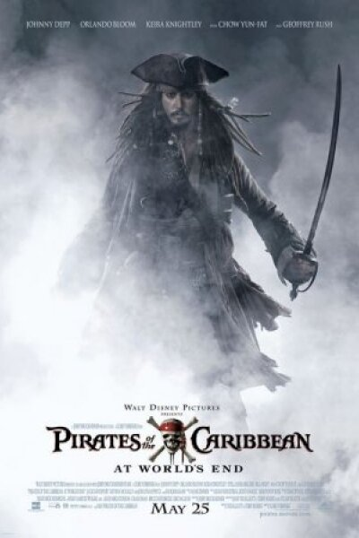 Jerry Bruckheimer Films - Pirates of the Caribbean: Ved verdens ende