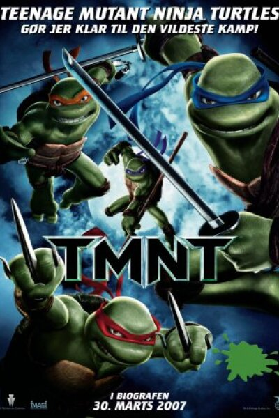 Imagi Entertainment - TMNT - Teenage Mutant Ninja Turtles (org. version)