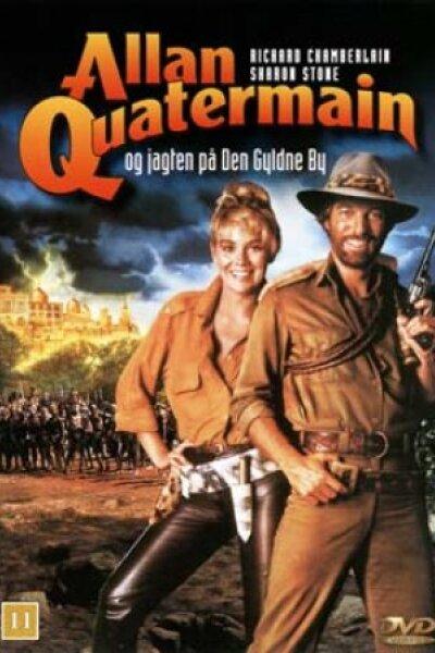 Golan-Globus Productions - Allan Quatermain og jagten på Den Gyldne By