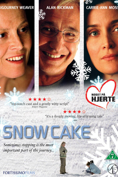 Revolution Films - Snow Cake