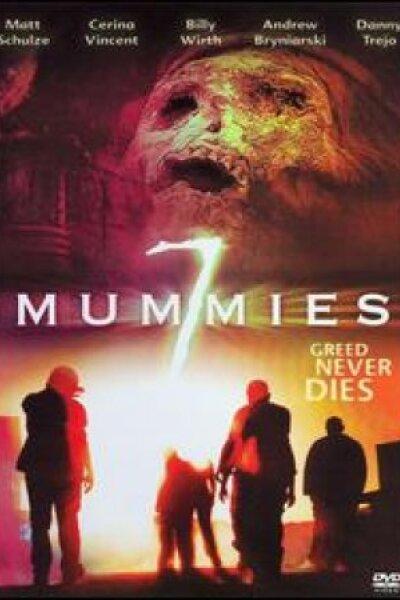 Pretty Dangerous Films - Seven Mummies
