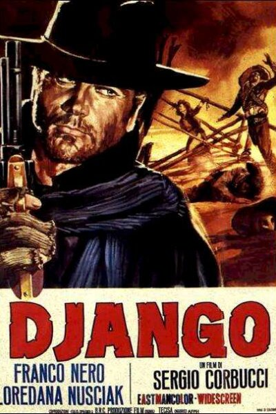 B.R.C. Produzione S.r.l. - Django - vestens hævner