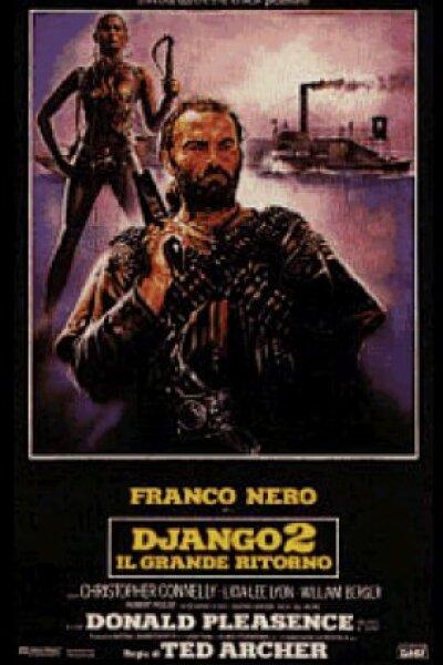 National Cinematografica - Django Strikes Again