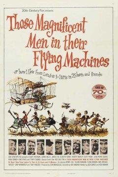 Disse prægtige mænd i deres flyvende maskiner
