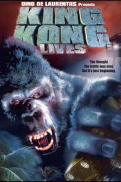 King Kong lever