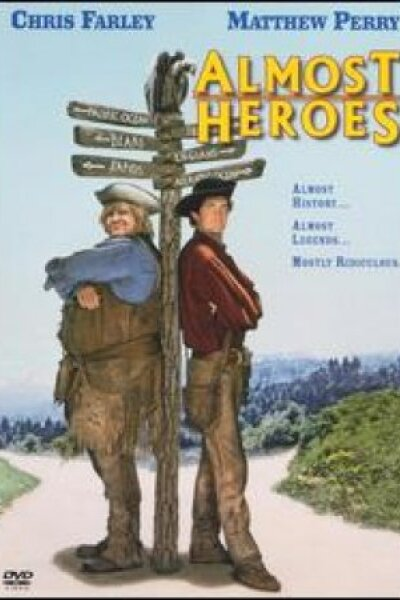 DiNovi Pictures - Almost Heroes