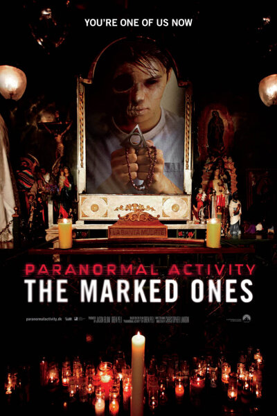 Paramount Pictures - Paranormal Activity: The Marked Ones