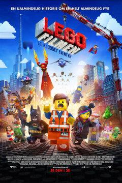 LEGO Filmen - Et klodset eventyr - 3 D