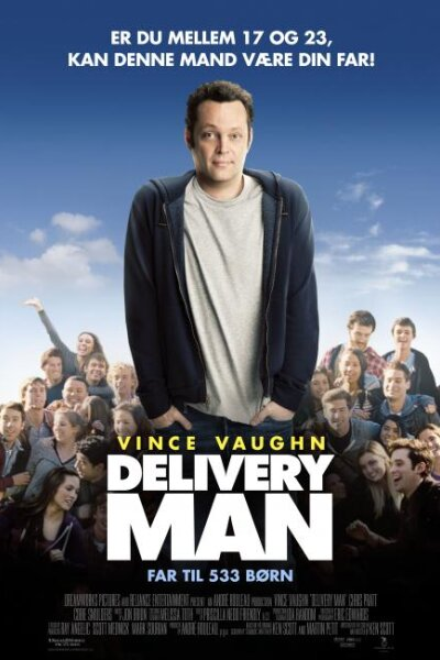 Touchstone Pictures - Delivery Man