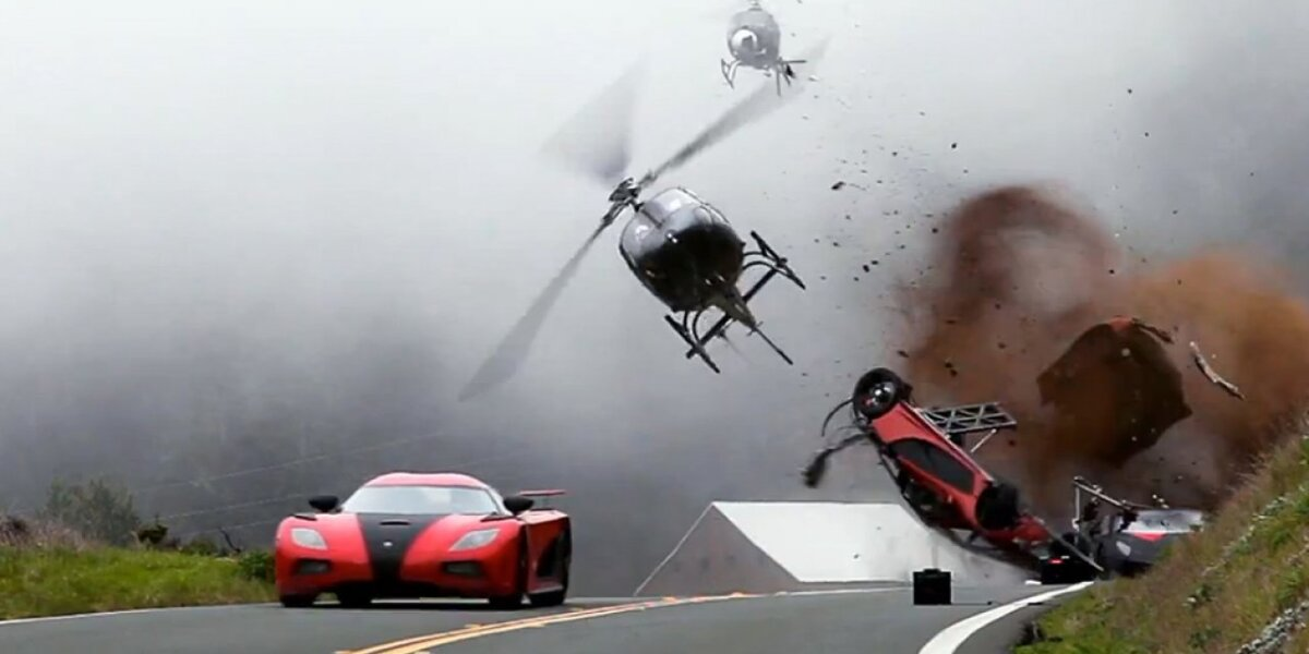 Electronic Arts - Need for Speed