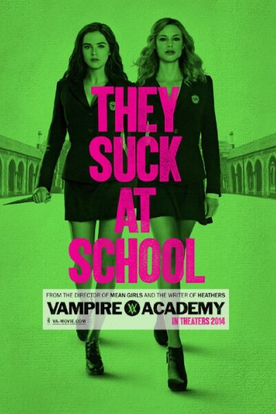 Angry Films - Vampire Academy
