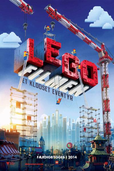 Animal Logic - LEGO Filmen - Et klodset eventyr - 2 D