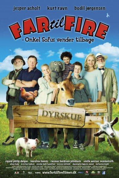 ASA Film Production A/S - Far til fire - Onkel Sofus vender tilbage
